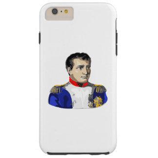 Napoleon Bonaparte Tough iPhone 6 Plus Case