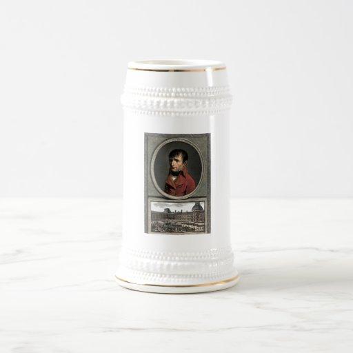 Napoleon Bonaparte -- Troop Review Mugs