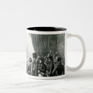 Napoleon Bonaparte Two-Tone Coffee Mug