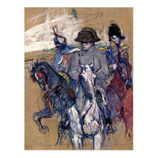 Napoleon by Toulouse-Lautrec Postcard