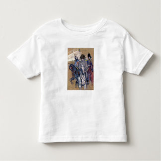 Napoleon by Toulouse-Lautrec Toddler T-shirt