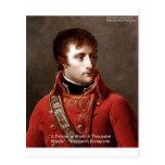 """Napoleon camisetas de """"1000 palabras"""", tazas, tarj postal"""