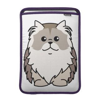 Napoleon Cat Cartoon Sleeve For MacBook Air