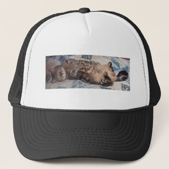 Napoleon Cat Shirt Trucker Hat