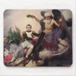 Napoleon coronó por tiempo, antes de 1833 alfombrilla de ratones