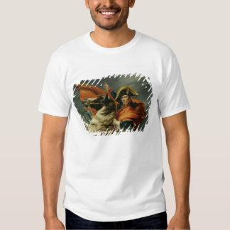 Napoleon  Crossing the Alps 2 T-Shirt