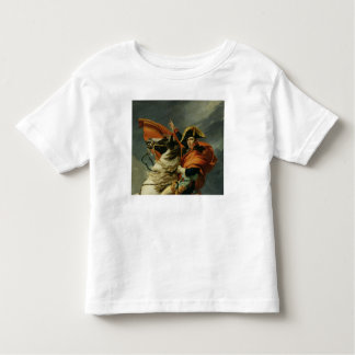 Napoleon  Crossing the Alps 2 Toddler T-shirt