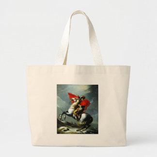 Napoleon Crossing the Alps Bags