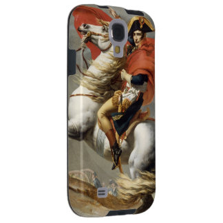Napoleon Crossing the Alps by Jacques Louis David Galaxy S4 Case