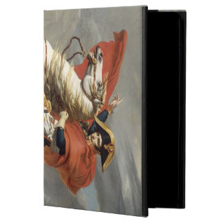 Napoleon Crossing the Alps by Jacques Louis David iPad Air Cases