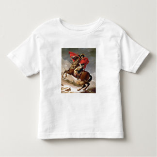 Napoleon Crossing the Alps, c.1800 (oil on canvas) Toddler T-shirt