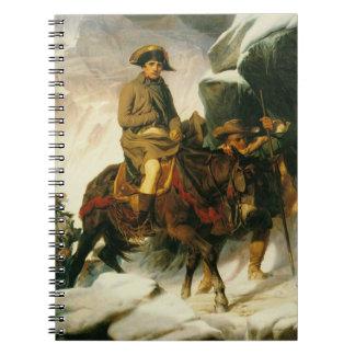 napoleon crossing the alps journals