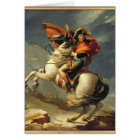 Napoleon Crossing the Alps on 20th May 1800 Card