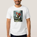 Napoleon Crossing the Alps Shirt