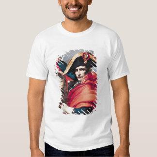 Napoleon  Crossing the Alps T-Shirt