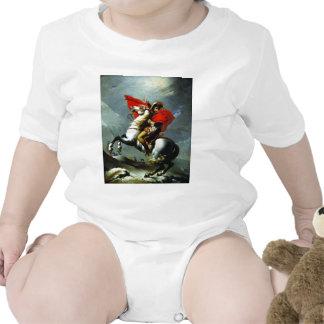 Napoleon Crossing the Alps Tee Shirts