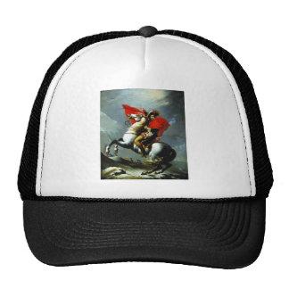 Napoleon Crossing the Alps Trucker Hat