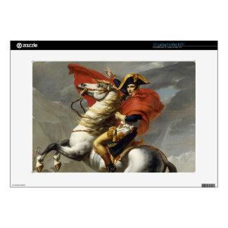 "Napoleon Crossing the Grand Saint-Bernard Pass Skin For 15"" Laptop"