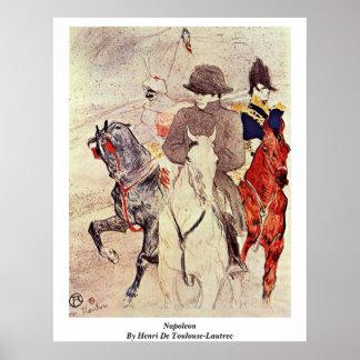 Napoleon de Enrique De Toulouse-Lautrec Impresiones