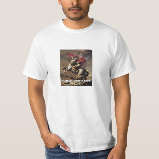 napoleon dynamite crossing the alps T-Shirt