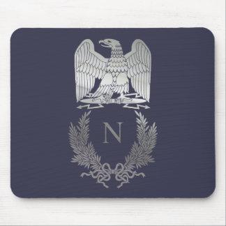 Napoleon Eagle Emblem Mouse Pad