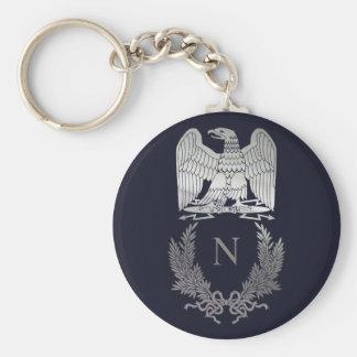 Napoleon Emblem Eagle Emblem Keychain