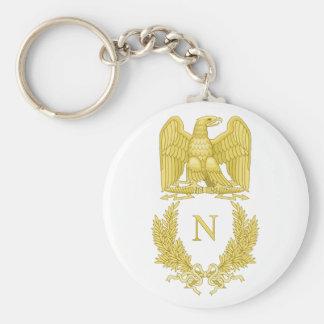 Napoleon Emblem Keychain