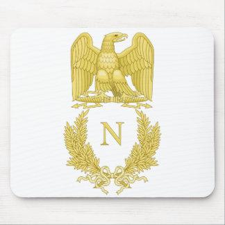 Napoleon Emblem Mouse Pad