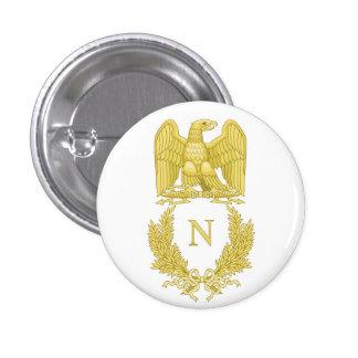 Napoleon Emperor 1 Inch Round Button