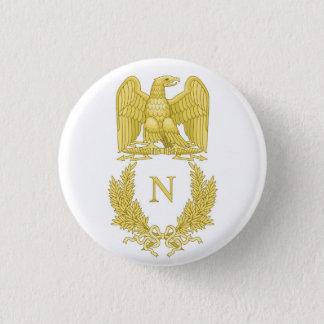 Napoleon Emperor Button