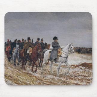 Napoleon en campaña en 1814, 1864 alfombrilla de ratón