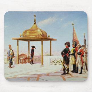 Napoleon en El Cairo, 1798 Tapete De Ratones