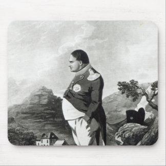 Napoleon en la isla de St. Helena, 1820 Mouse Pads