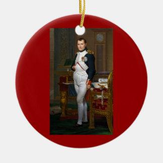 Napoleon en su estudio en el ornamento ornamentos para reyes magos