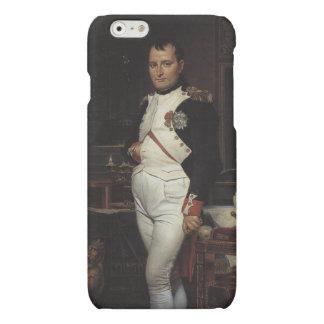 Napoleon en su estudio