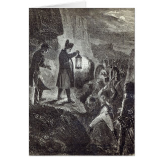 Napoleon extricating Lannes' Artillery Card