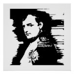 Napoleon gráfico poster