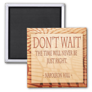 Napoleon Hill Quotes Magnet