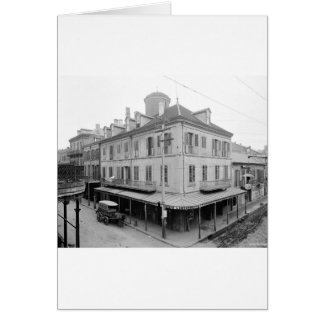 Napoleon House, New Orleans, early 1900s Card