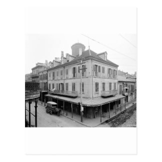 Napoleon House, New Orleans, early 1900s Post Card