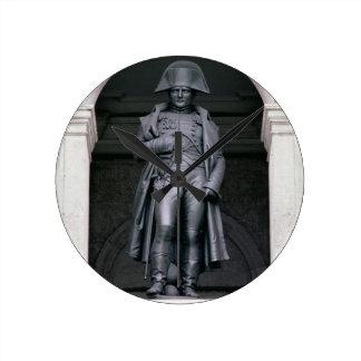 Napoleon I (1769-1821) en un gabán, 1831-33 (Br Reloj Redondo Mediano