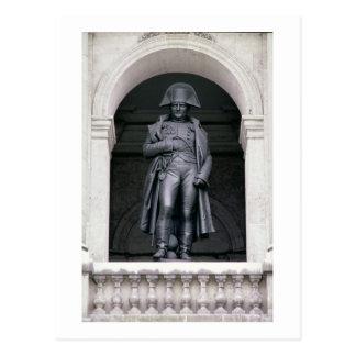 Napoleon I (1769-1821) en un gabán, 1831-33 (Br Tarjeta Postal