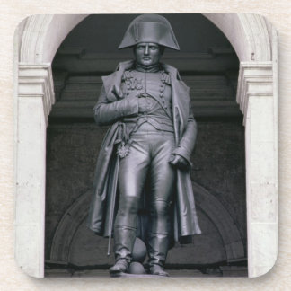 Napoleon I (1769-1821) in a Greatcoat, 1831-33 (br Beverage Coasters