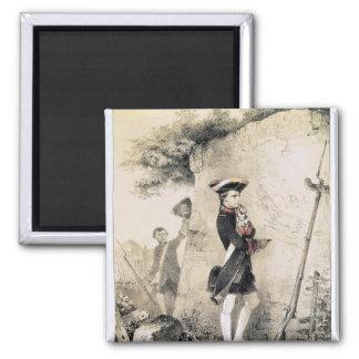 Napoleon I  at Military School Magnet