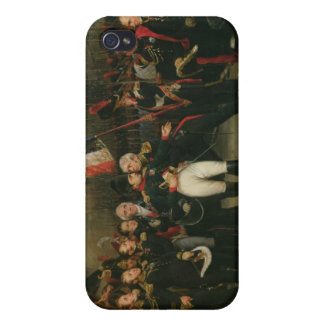 Napoleon I  Bidding Farewell to the Imperial iPhone 4 Covers