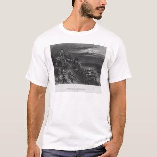 Napoleon I Bonaparte  crossing the River T-Shirt