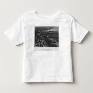 Napoleon I Bonaparte  crossing the River Toddler T-shirt