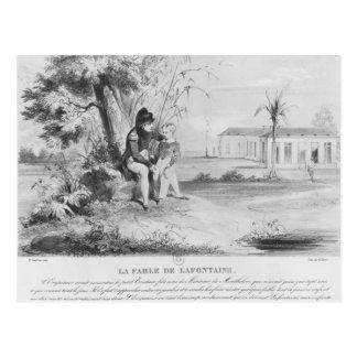 Napoleon I en la isla de St. Helena Tarjetas Postales