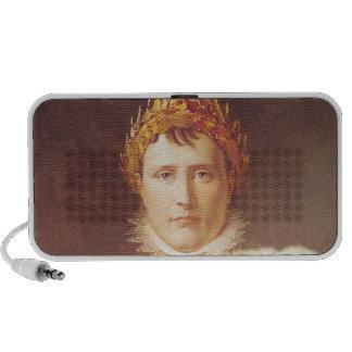 Napoleon I en trajes de la coronación, c.1804 Mini Altavoces