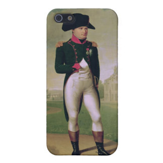 Napoleon I  in Front of the Chateau de Malmaison Cover For iPhone SE/5/5s